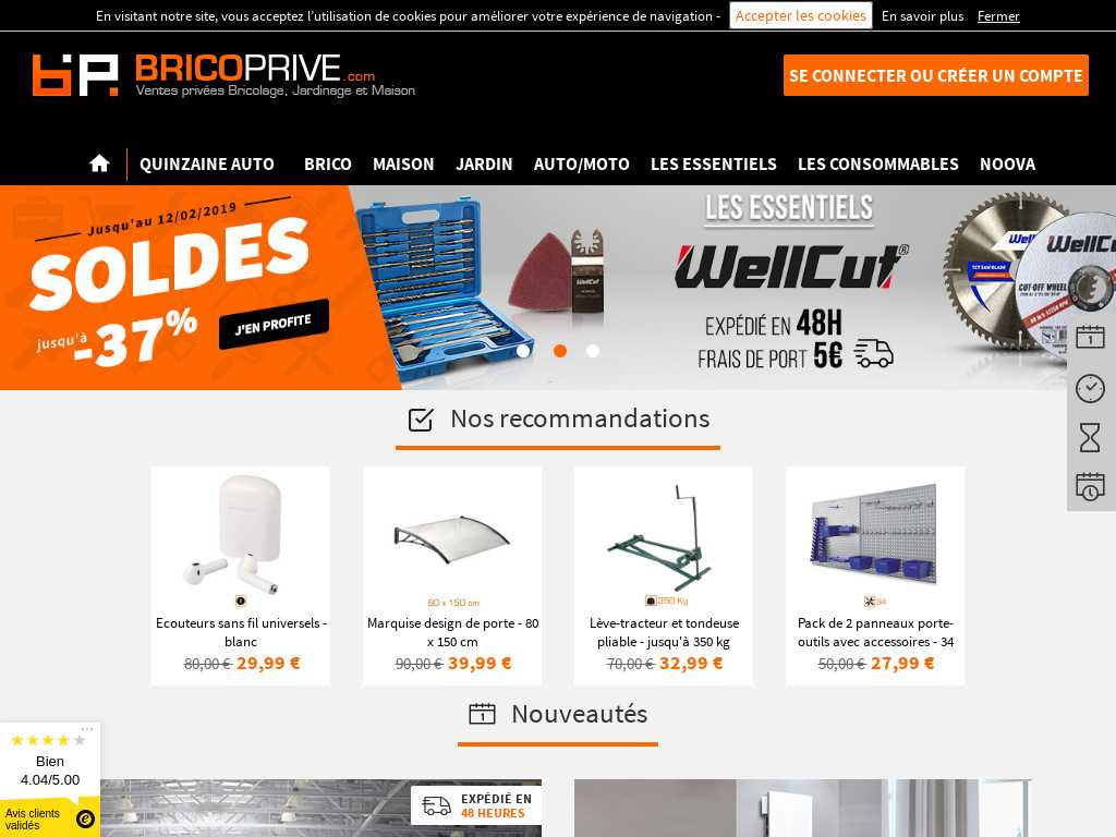 Avis Sur Le Site Home24 brico prive | tracxn