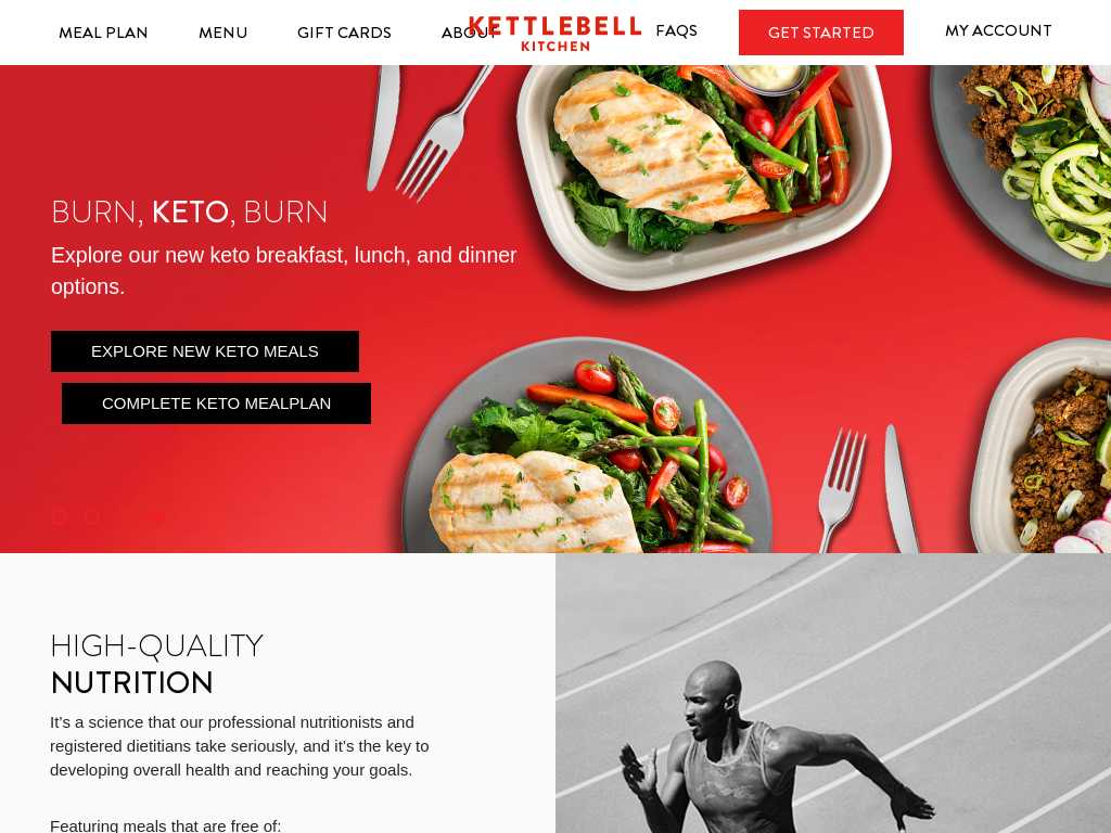 Kettlebell Kitchen | Tracxn