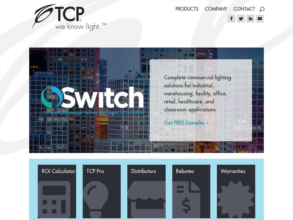 Tcp Lighting Latest News Tracxn